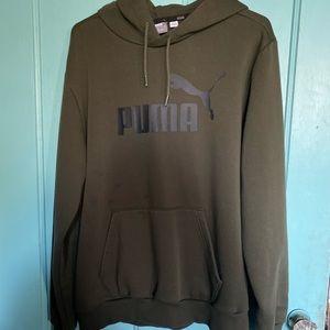 Puma Hoodie sz Large